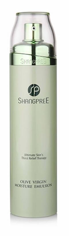 Оливковая увлажняющая эмульсия ШангПри Olive Virgin Moisture Emulsion ShangPree