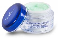 Успокаивающая маска Шира Chamomile Azulene Soothing Mask Shira