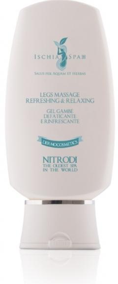 Охлаждающий гель для ног Нитроди HERMES LEG GEL Nitrodi
