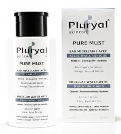 Мицеллярная вода Плюриаль Pure Must Pluryal