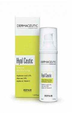 Увлажняющий восстанавливающий крем Дермацевтик Hyal Ceutic Dermaceutic