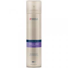 Спрей для волос сильной фиксации Индола Innova Finish Strong Spray Indola