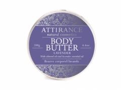 Масло для тела Лаванда Аттиранс Lavender Body Butter Attirance