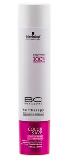 Шампунь для окрашенных волос Шварцкопф Профэшнл BONACURE Color Save Shampoo Schwarzkopf Professional