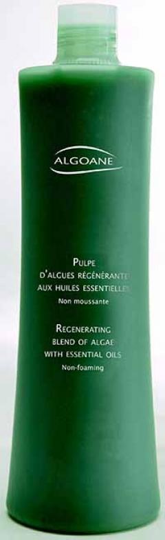 Мякоть водорослей с эфирными маслами Альгоан Pulpes D'algues Regenerante Algoane