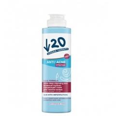 Активный глубоко очищающий тоник для кожи с заметными несовершенствами Лирен Under Twenty Anti Acne Intense Active Deep Cleansing Toner Lirene