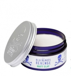 Матовая глина для укладки волос Matt Clay The Bluebeards Revenge