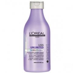 Разглаживающий шампунь Лореаль Профессионнель Liss Unlimited Shampoo L'Oreal Professionnel
