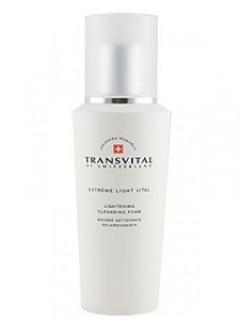 Очищающее молочко активного действия для сияния кожи лица Трансвитал Extreme Light Vital Transvital