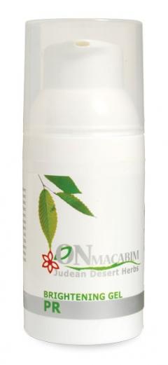 Осветляющий гель локального применения с экстрактом петрушки ОНмакабим BRIGHTENING GEL PARSLEY OnMacabim