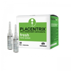 Лосьон тонизирующий Фармаган Placentrix Fresh Tonic Action Ampoules Farmagan