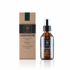 Натуральное лавровое масло Апивита Aromatherapy Organic Laurel Oil Apivita