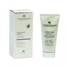 Омолаживающий крем для рук Вердеоаси Anti-age hand cream Verdeoasi