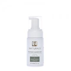 Очищающая пена 3 в 1 для умывания и снятия макияжа БиоСелект Naturals Face foam cleanser 3 in 1 Hemp BIOSelect