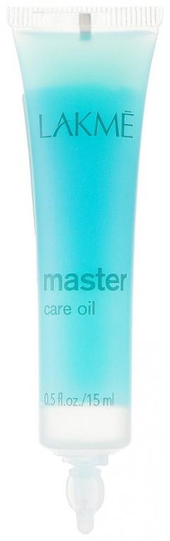 Масло для ухода за волосами Лакме Master Care Oil Lakme
