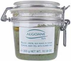 Пилинг кристаллический с цветочным маслом Альгоан Peeling cristal aux hules de fleurs Algoane