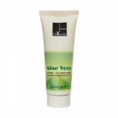 Маска Алое - Гамамелис для жирной кожи Доктор Кадир Aloe Vera-Hamamelis Mask For Oily Skin Dr. Kadir