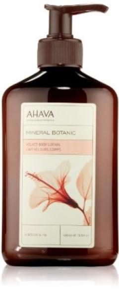 Нежное молочко для тела гибискус/инжир Ахава Mineral Botanic Body Lotion Hibiscus AHAVA