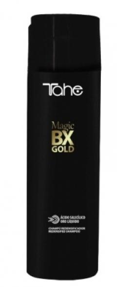 Шампунь для ультра-увлажнения волос Тахе Magic BX Gold Shampoo Tahe