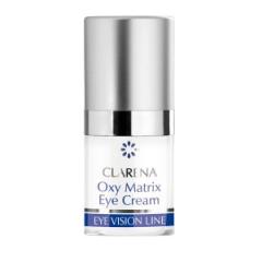 Кислородный крем под глаза Кларена Bio eye line Oxy Matrix Eye Cream Clarena