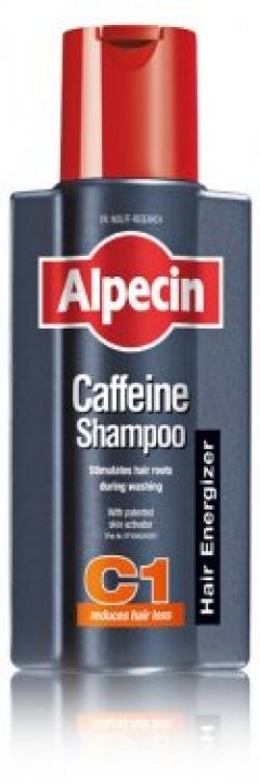 Кофеиновый шампунь С1 Альпецин C1 Coffeine Shampoo Alpecin