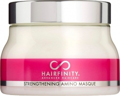 Укрепляющая амино-маска для волос Хаир Финити Strengthering Amino Masque HairFinity