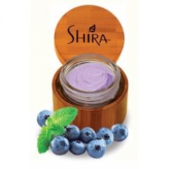 Черничная маска для нормальной и сухой кожи Шира Blueberry Mask Shira