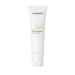 Очищающая маска Мезоэстетик Рure renewing mask Mesoestetic