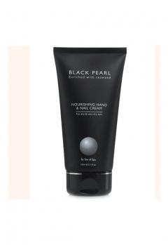 Жемчужный питательный крем для рук и ногтей Си Оф Спа Black Pearl Nourishing Hand & Nail Cream Sea Of Spa