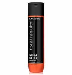 Кондиционер с маслом Ши для гладкости волос Матрикс Total Results Mega Sleek Conditioner Matrix