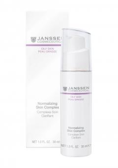 Нормализующий концентрат для жирной кожи Янссен Normalizing Skin Complex Janssen