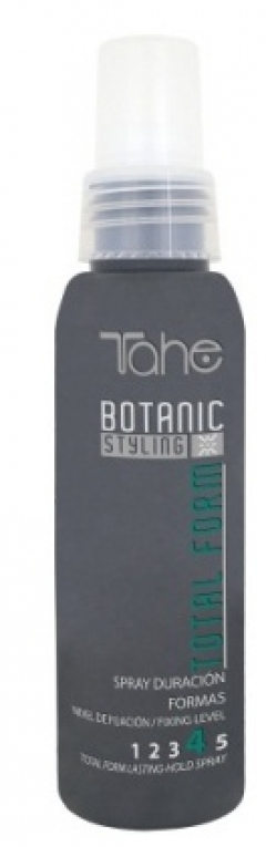 Фиксирующий спрей Тахе Botanic Styling Total Form Lasting-Hold, lev. 4 Tahe