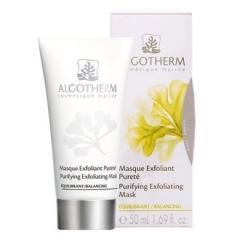 Очищающая маска-эксфолиант Алготерм Purifying Exfoliating Mask Algotherm