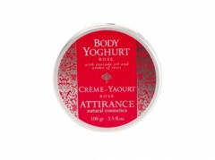 Йогурт для тела Роза Аттиранс Rose Body Yogurt Attirance