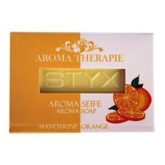 """Натуральное мыло """"Мандарин-Апельсин"""" Стикс Натуркосметик Natural Soap """"Mandarin Orange"""" Styx Naturcosmetic"""
