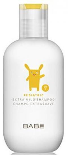 Супермягкий детский шампунь Бэйби Лабораториз Pediatric Extra Mild Shampoo Babe Laboratorios