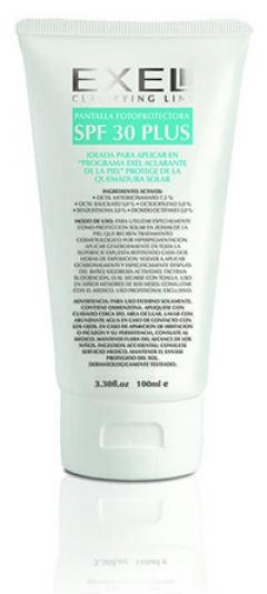 Солнцезащитный крем SPF 30+ Биокосметика Эксель Clarifying High Sun Protection SPF 30 Plus Biocosmetica EXEL