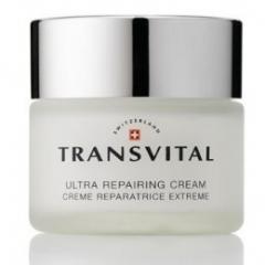 Крем ультравосстанавливающий для чувствительной кожи лица SPF15 Трансвитал Ultra Repairing Cream  Transvital
