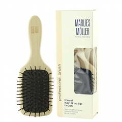 Щётка массажная маленькая Марлис Мёллер Travel Hair & Scalp Brush Marlies Moller