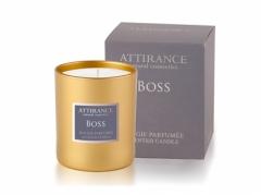 Ароматическая свеча Boss Аттиранс Aromatic Glass Candle Boss Attirance