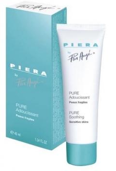 Смягчающее средство для чувствительной кожи Пьер Оже PIERA PURE ADOUCISSANT Pier Auge