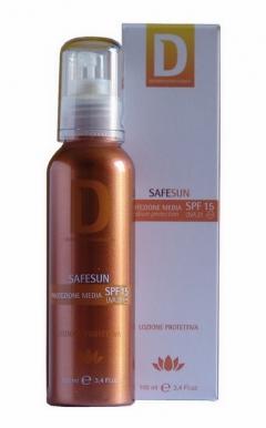 Солнцезащитный сухой лосьон-спрей SPF 15 Дермофизиолоджик Lozione Protettiva Dry-Spray SPF15 Dermophisiologique
