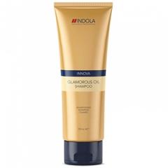 Шампунь для блеска Индола Glamorous Oil Shampoo Indola