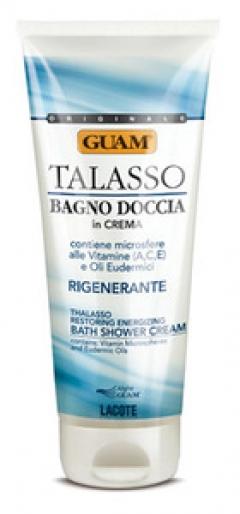 Кремообразный соль-гель для душа Талассо Гуам Bagno Doccia in Crema Talasso Guam