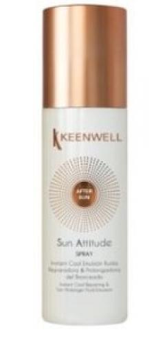 Увлажняющая эмульсия-спрей после загара Кинвел AFTER SUN EMULSION-SPRAY Keenwell