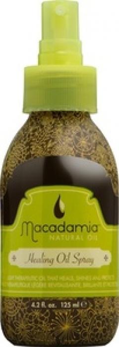 Уход-спрей восстанавливающий с маслом арганы и макадамии Макадамия Нейчерал Ойл Healing Oil Spray Macadamia Natural Oil