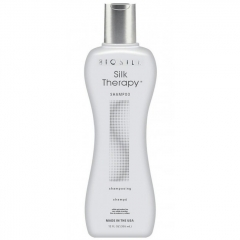 Шампунь Шелковая терапия Биосилк Silk Therapy Shampoo BioSilk