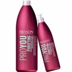 Шампунь для волос очищающий Ревлон Профессионал Pro You Purifying Shampoo Revlon Professional