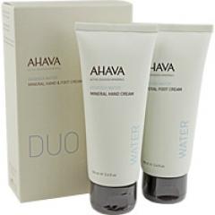 """Набор """"Дуэт"""" увлажняющий (руки и тело) Ахава Kit Duo Mineral Hand & Body Cream AHAVA"""