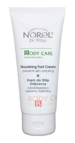 Питательный крем для ног Норел Nourishing foot cream – Prevents skin cracking – Pedi Care Norel